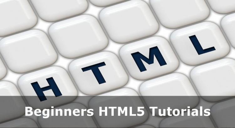Free HTML5 Tutorials Online for Beginners