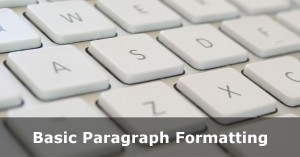 Basic HTML Paragraph Tags - the P Tag: CENTER, BIG, SMALL, SUB and SUP Tags