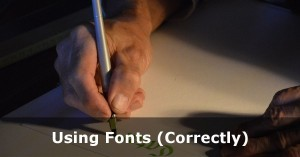 HTML Fonts - How to Use Typography Correctly