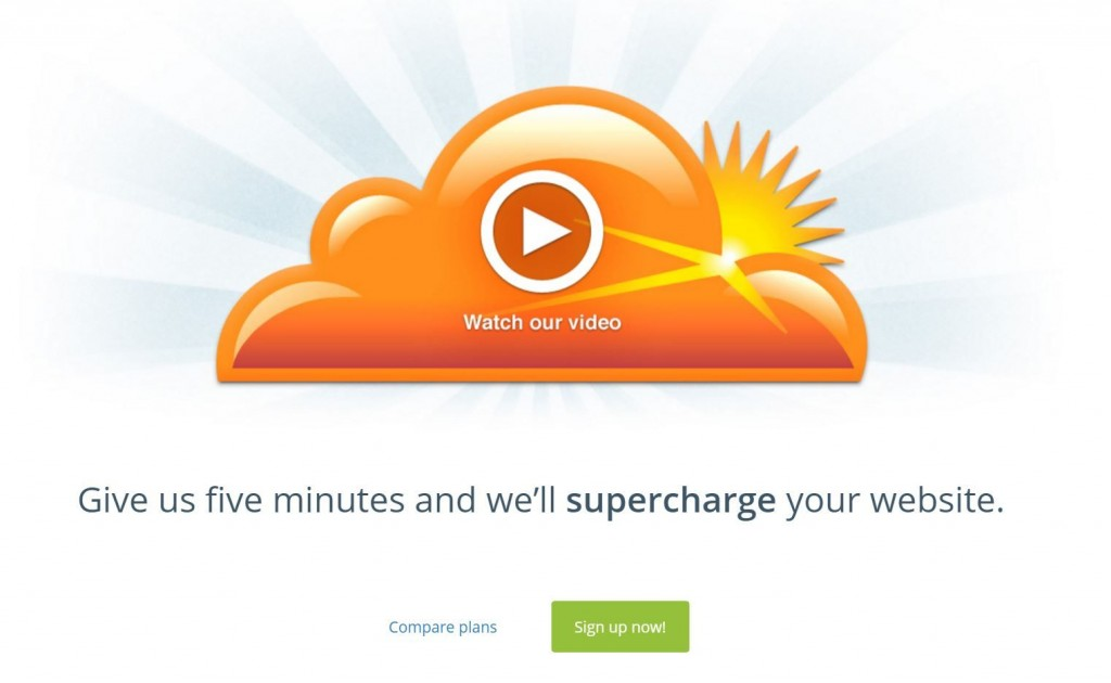 Free CDN Cloudflare - using a CDN can boost website speed