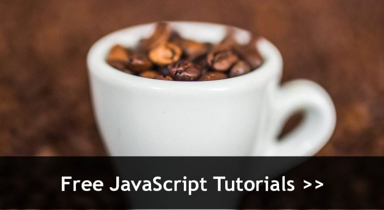 Free JavaScript Tutorials - Learn JavaScript Onine